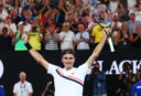 Federer becomes oldest world number one