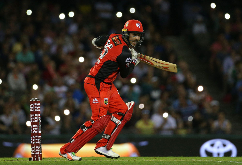 Tom Cooper Melbourne Renegades