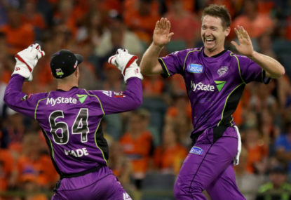 Perth Scorchers vs Hobart Hurricanes live stream: How to watch the Big Bash League semi-final online or on TV