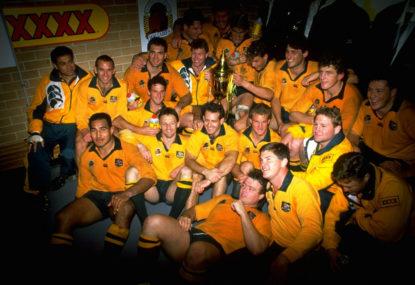 From Frank's Vault: Australia vs England (1991)