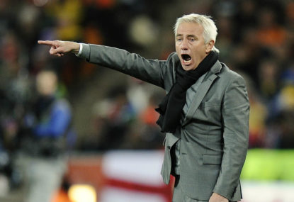 What we learnt from Bert van Marwijk's first Socceroos press conference