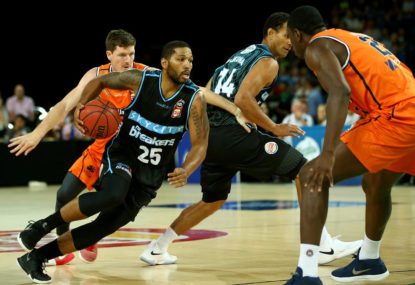 Ex-players crucial in must-win Taipans vs Breakers match