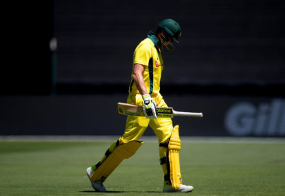 Tired and stressed: Steve Smith's ODI spin is loud and clear