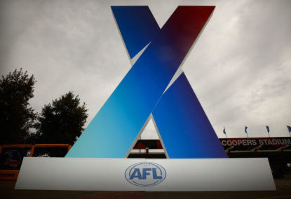AFL 9s is the answer AFLX is looking for