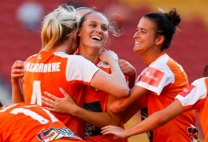 How to start the W-League expansion