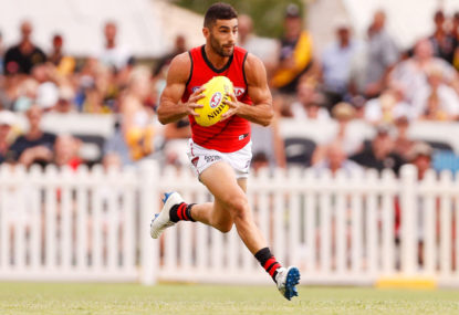 Why Saad is a perfect fit for Carlton
