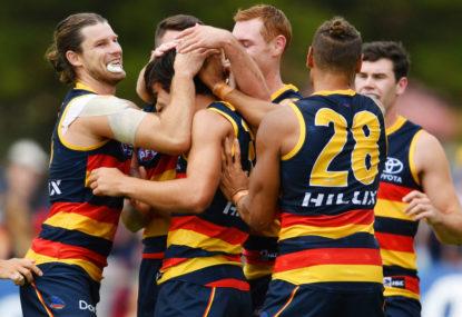 Adelaide vs Western Bulldogs: Friday Night Forecast
