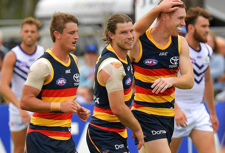 Bryce Gibbs Adelaide Crows