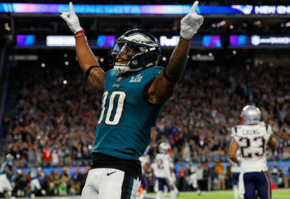 Philadelphia Eagles win Super Bowl LII