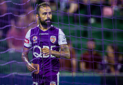 A-League Round 20: Team of the week