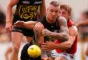 Richmond Tigers vs North Melbourne Kangaroos: JLT Community Series AFL live scores, blog