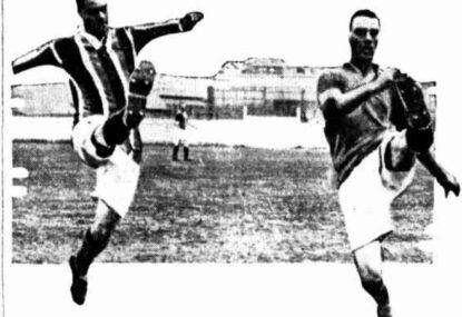 Oldrich Pozdilek: The Czech footballer playing in Sydney, 1925