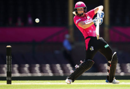 Brisbane turn up the Heat as Sydney pursue third consecutive WBBL title