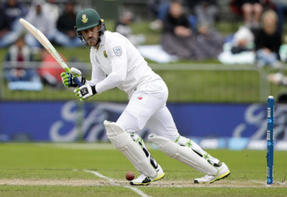 South Africa give themselves an unlikely chance of another record