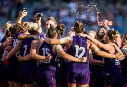 A letter to Mark Robinson from a male AFLW fan