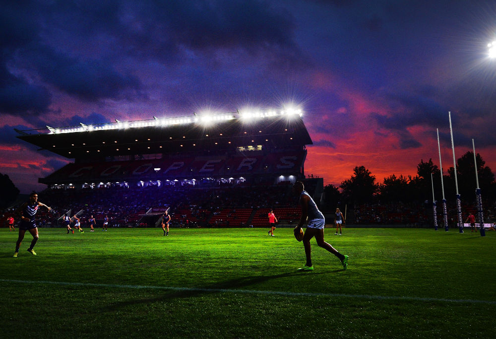 Hindmarsh Stadium AFLX generic