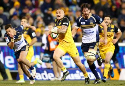 Bulls vs Hurricanes: Super Rugby live scores