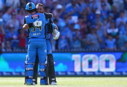 BBL07 Final: Adelaide Strikers take their maiden BBL title in style