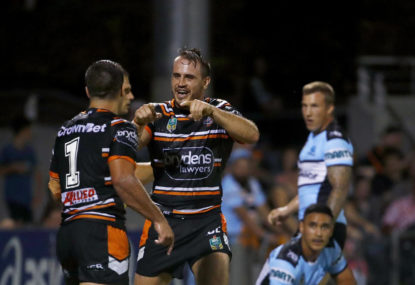 Wests Tigers vs Cronulla Sharks: Who wins?