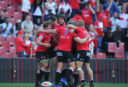 Lions roar at home in Super Rugby tryfest