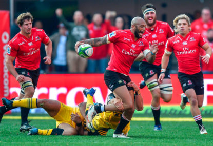 Stormers vs Lions: Super Rugby live scores