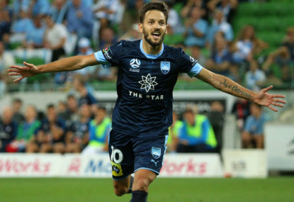 La pausa and its use in the A-League