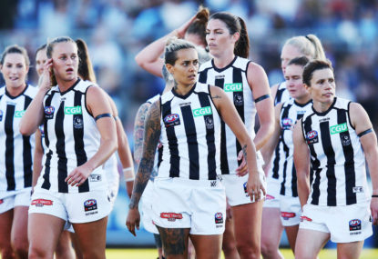 Magpies aim to reverse slow AFLW starts