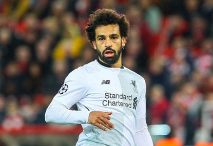 Mo Salah's ten best goals in a Liverpool shirt