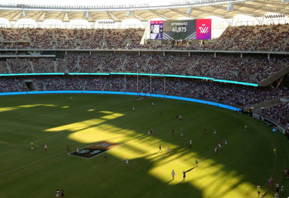 A grand final at Optus Stadium in Perth is exactly what the A-League needs