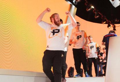 Philadelphia stun league-leaders New York in Game 1 of Overwatch League semis