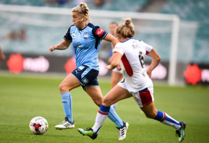 Remy Siemsen on winning the Golden Boot and playing for the Matildas