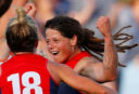 Talls weren't supposed to thrive in the AFLW – here's why they are