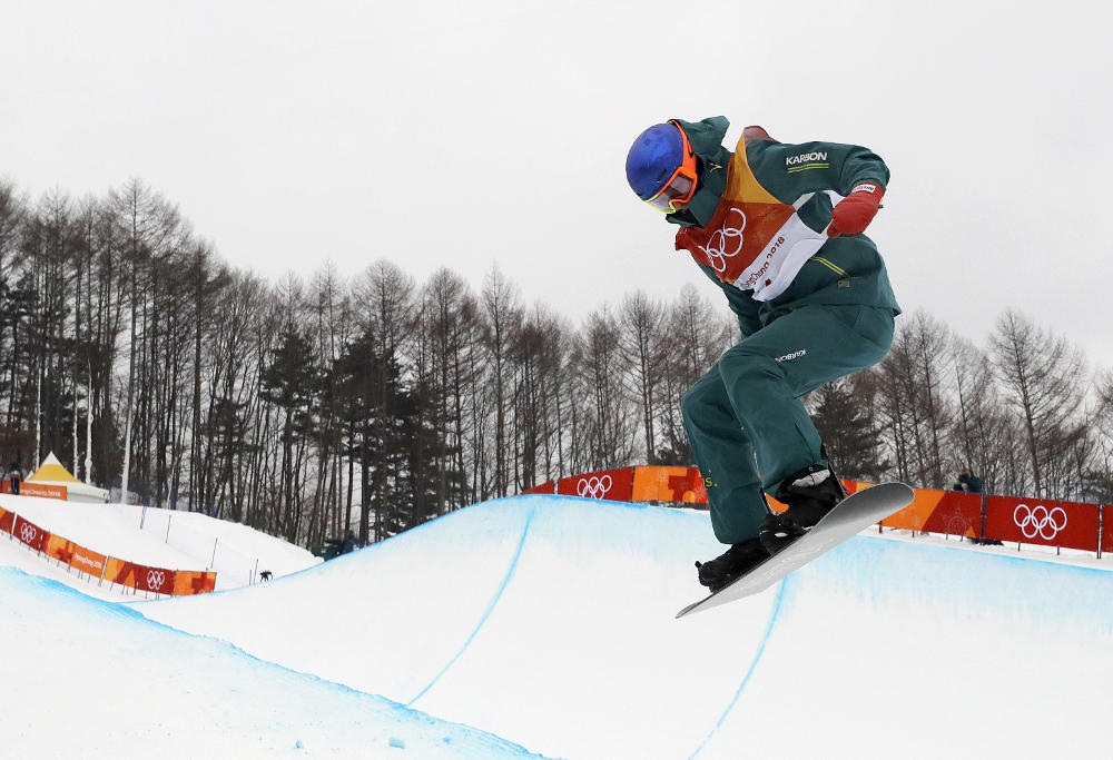 Scotty James winter olympics