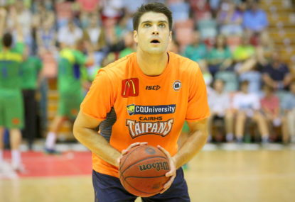 Weigh proud to end NBL career on own terms