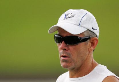 Steve Folkes former Bulldogs coach