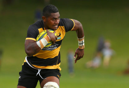 Isi Naisarani signs with Rebels and Rugby Australia
