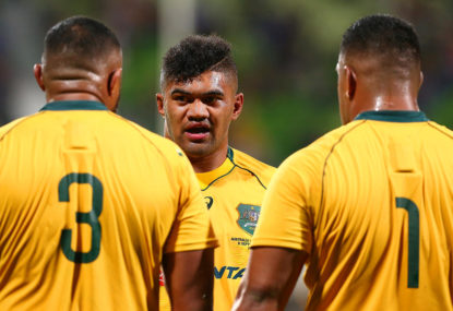 Is the next Wallabies golden generation just around the corner?