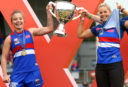 Brilliant Bulldogs blaze past Brisbane to win 2018 AFLW grand final