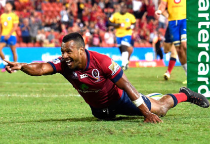 Blues vs Reds: Super Rugby live scores, blog