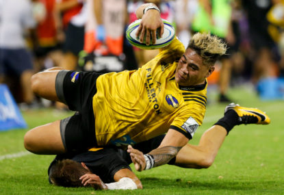 Hurricanes vs Crusaders: Super Rugby live scores, blog