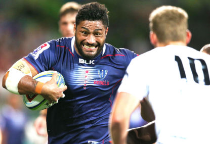 Rebels vs Hurricanes: Super Rugby live scores, blog