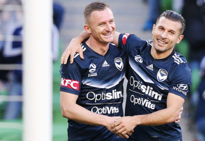 Melbourne Victory vs Wellington Phoenix: A-League live scores