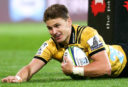Hurricanes cruise past Rebels in 31-point win