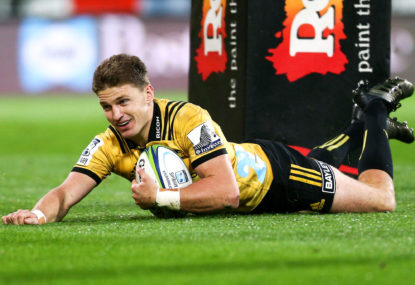 Highlanders vs Lions: Super Rugby live scores, blog