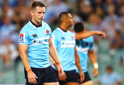 Was the Waratahs loss an ominous insight into the year ahead?