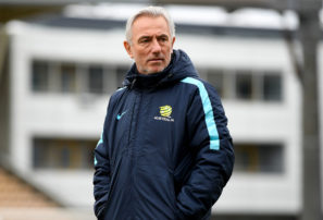 Maybe Bert van Marwijk is the best coach for the Socceroos after all?
