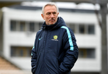 Is van Marwijk making the same mistakes as Verbeek?
