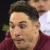 Billy Slater attempts to elude defenders.