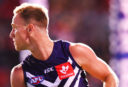 No Fyfe no problems, Freo outlast clipped Crows