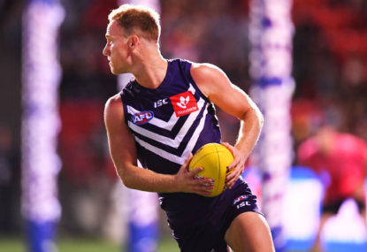Fremantle Dockers vs West Coast Eagles: JLT Community Series AFL live scores, blog